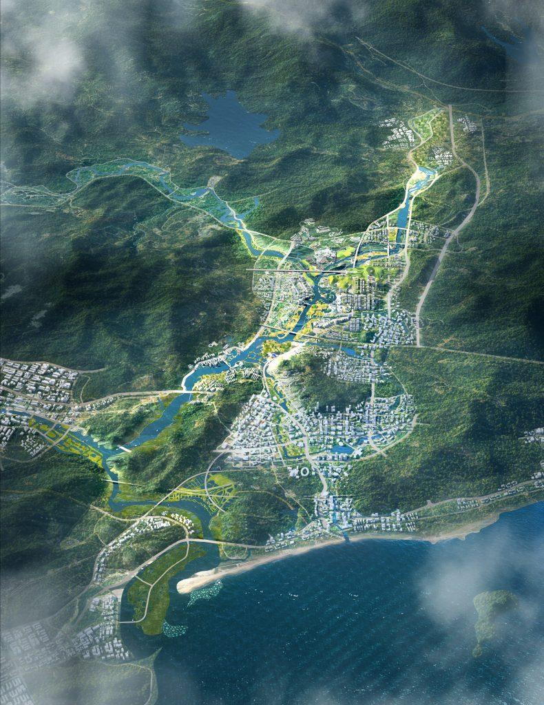 荷兰都市方案规划建筑设计事务所赢得知名国际设计竞赛