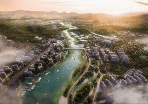 Chishi River China